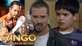 Ringo - Capítulo 66: ¡Santi está a salvo! | Televisa