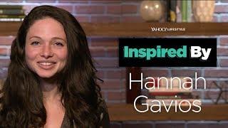 Hannah Gavios' inspiring story of survival and strength