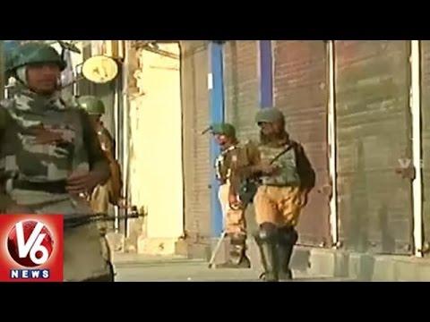 Curfew In Srinagar Continues For 104 Days | Jammu & Kashmir | V6 News