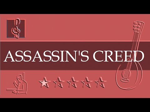 Mandolin TAB - Assassin's Creed IV Black Flag - The Parting Glass (Sheet Music)