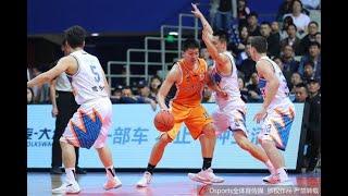 上海128-121胜山西 董瀚麟16+6弗神47分