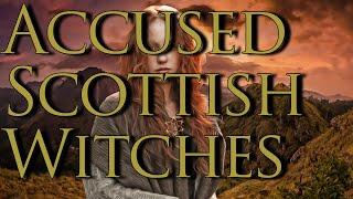 Scottish Witch Trials   The Dreel Graveyard