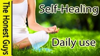 Daily Guided Meditation for Self Healing - Pure Healing & Relaxation