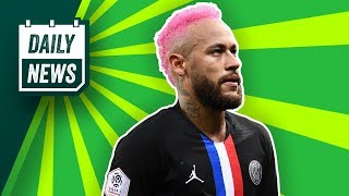 Neymar sieht Rot! Chaos beim FCK! Saisonaus für Füllkrug? Onefootball Daily News