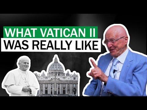 Growing Up During Vatican II W/ Peter Kreeft