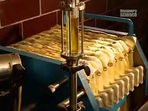How Vegetable Oil Is Made