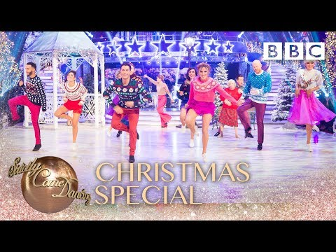 Keep Dancing with the Christmas Special! - BBC Strictly 2018