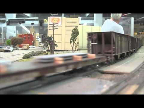 Freight Operations at the GGMRC