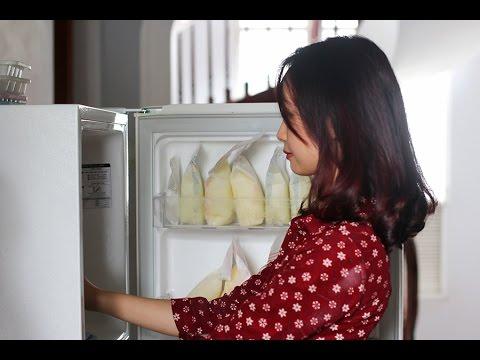 Bà mẹ 8x kích sữa thành công, mỗi ngày hút hơn 1 lít sữa