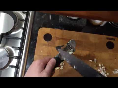 OXO Good Grips Garlic Press, An improvement on the old model