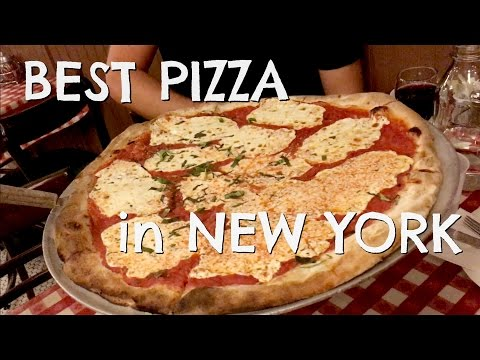 BEST PIZZA IN NEW YORK!! (ALL THE PLACES YOU MUST TRY!!)