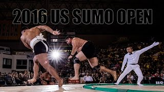 "2016 US SUMO OPEN - ""Champions"""