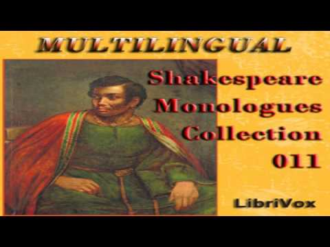 Shakespeare Monologues Collection vol. 11 (Multilingual) | William Shakespeare | Plays, Poetry