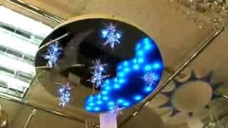 Люстра с пультом ДУ и светодиодной подсветкой 1387/6.wmv(http://софит-1.рф/ Софит - купить люстры и светильники в Красноярске! Представленная люстра работает в двух..., 2011-04-19T04:59:16.000Z)
