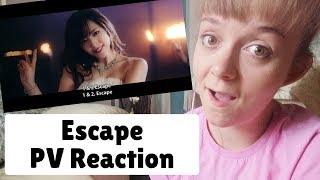 Hello everyone! Today's video is a PV reaction to Airi Suzuki's newest song and music video Escape! She brings her soft and flirty sides to this music video!