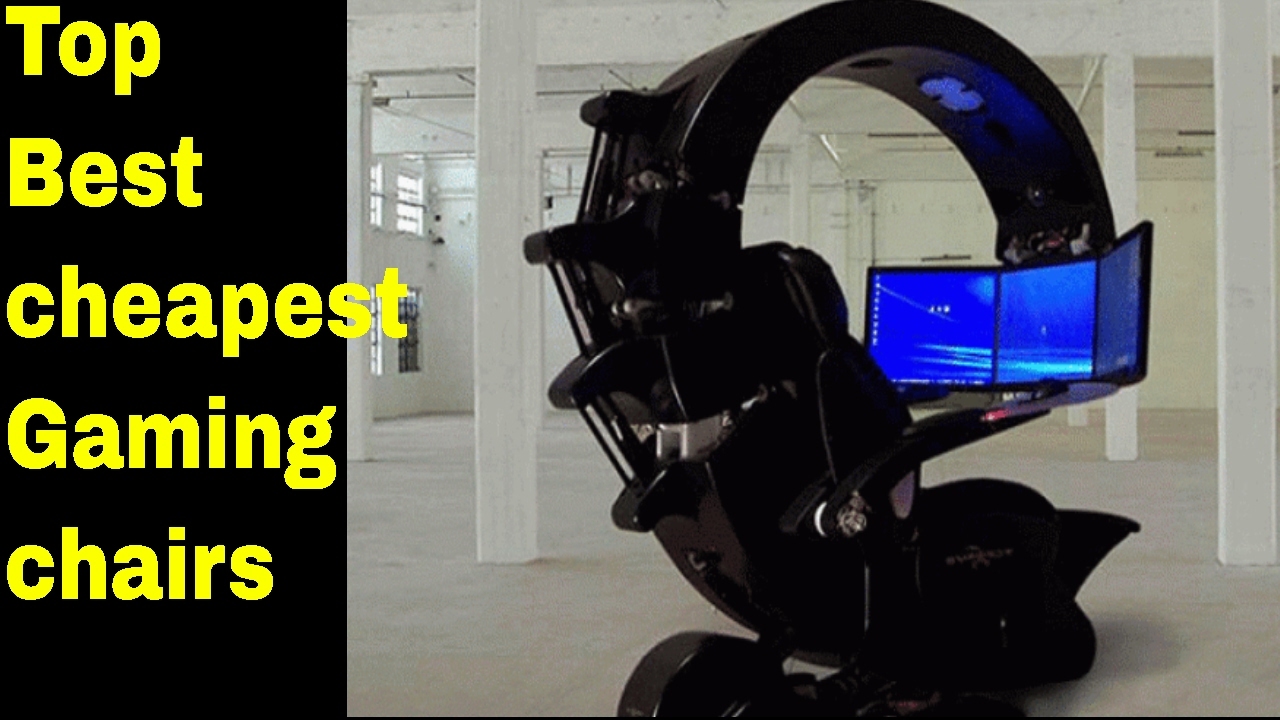 Cheapest Chair top best cheapest gaming chair ever seen/top gaming chairs - youtube