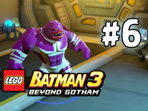 LEGO BATMAN 3 - BEYOND GOTHAM - LBA - EPISODE 6 (HD)