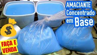 BASE CONCENTRADA de AMACIANTE