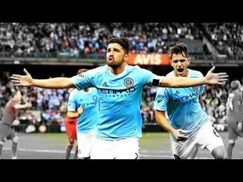 David Villa  2016 ► Call me Soccer | David Villa  New York City