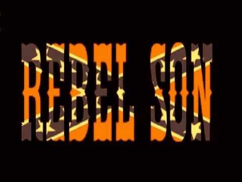 Rebel Son- Mr Confederate Man