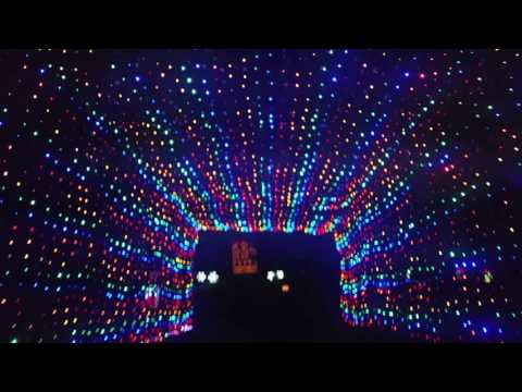Kitchener Lighting: Tunnel of Lights Kitchener Ontario Nov 2016,Lighting