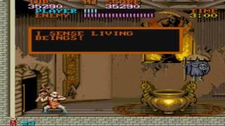 Tiger Road Lv2 Kukai 1987 Capcom Mame Retro Arcade Games
