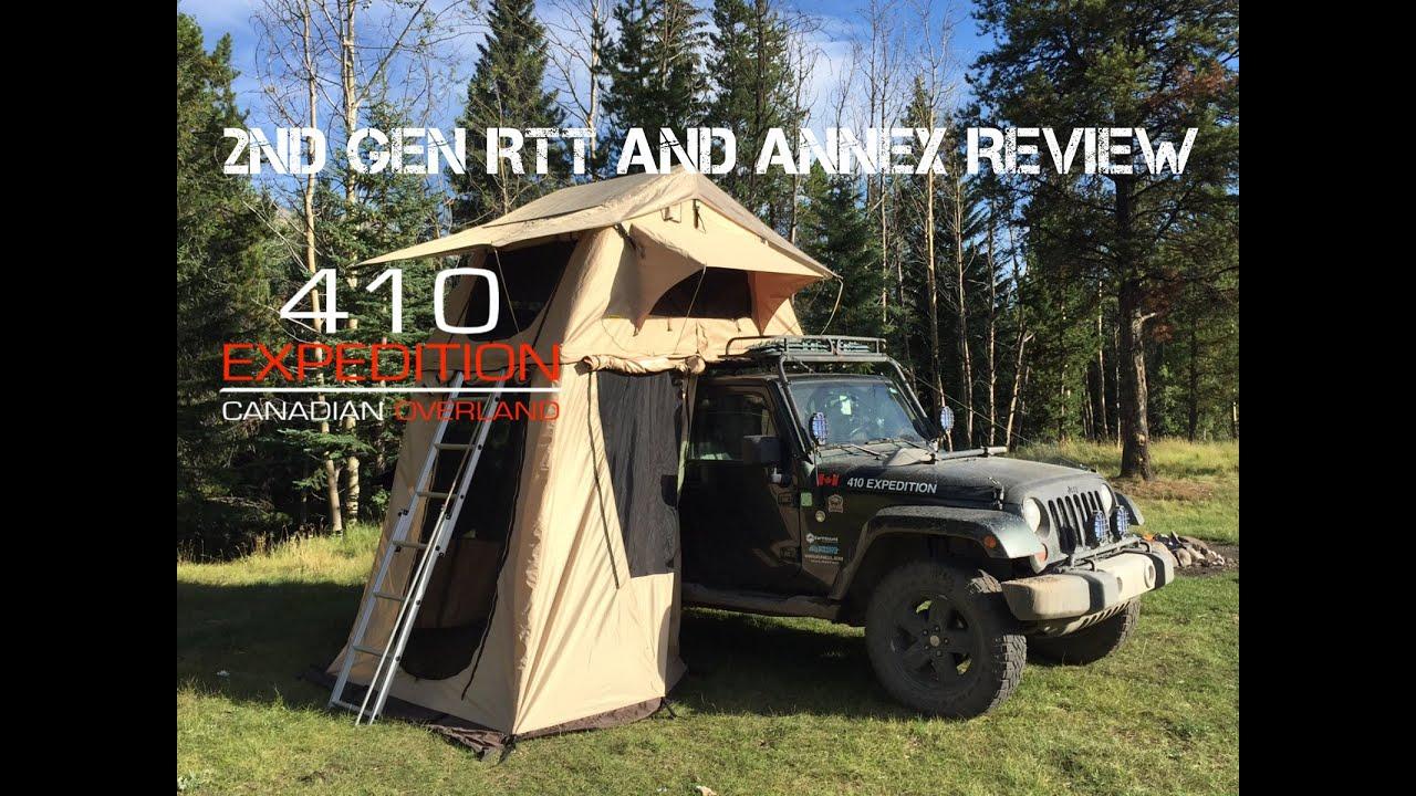 410 XCO Smittybilt 2nd Generation RTT and Annex Setup u0026 Review & 410 XCO: Smittybilt 2nd Generation RTT and Annex Setup u0026 Review ...