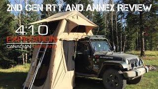 410 XCO: Smittybilt 2nd Generation RTT and Annex Setup & Review
