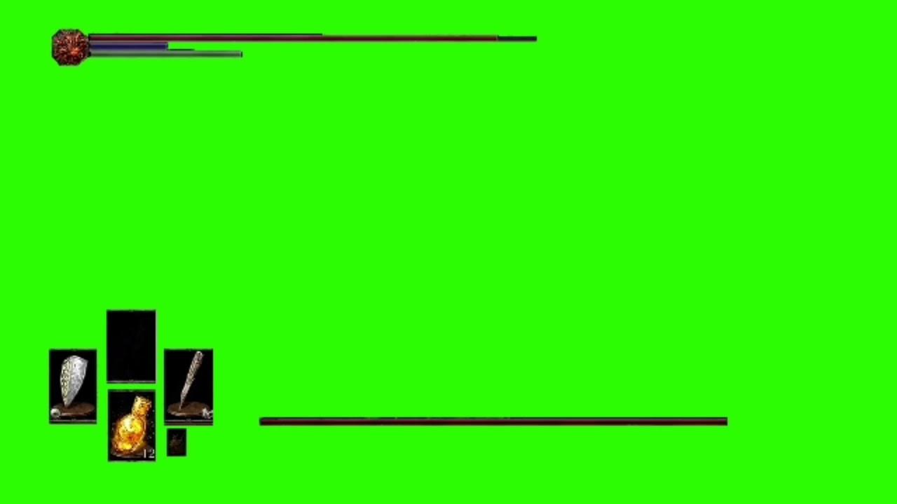 Dark Souls Boss Fight Meme Green Screen Youtube