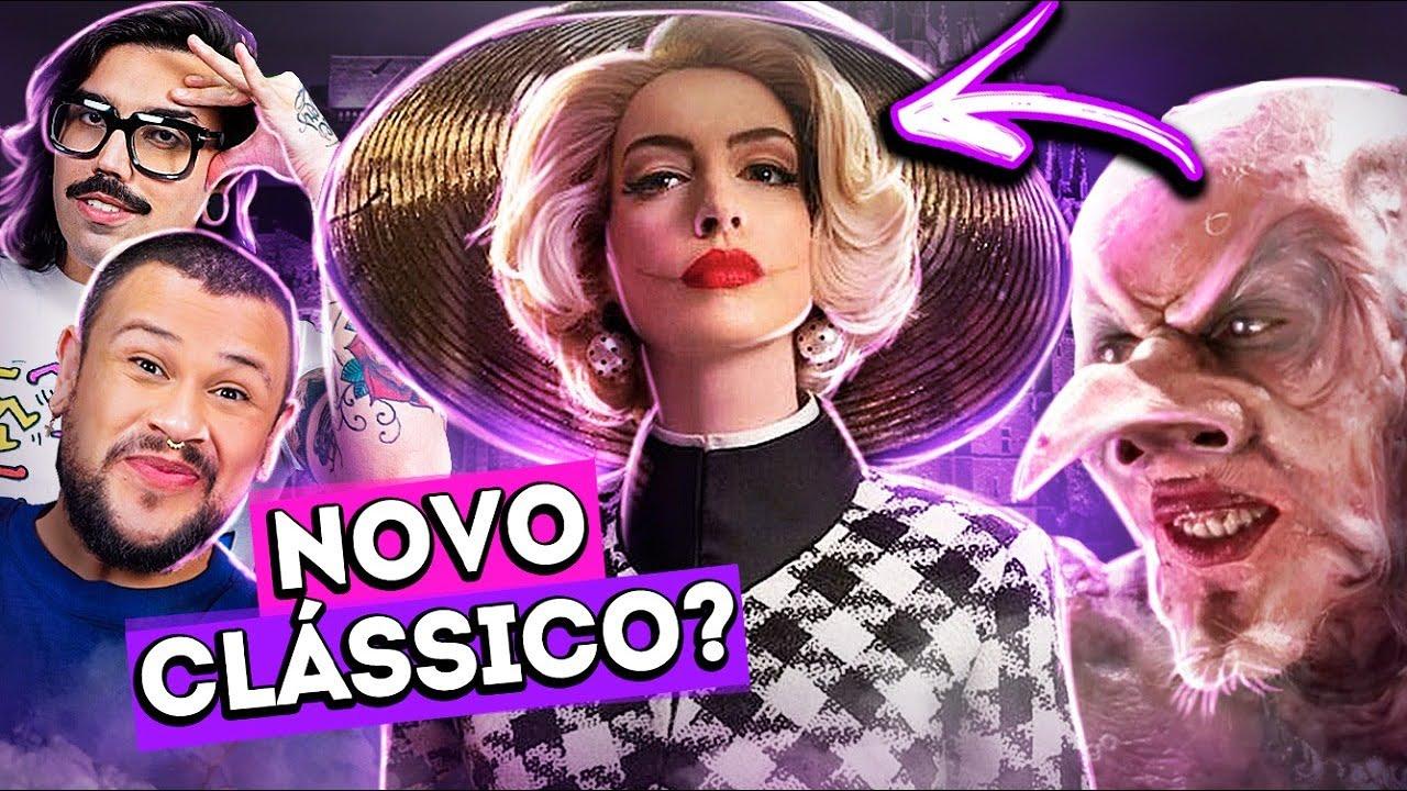 CONVENÇÃO DAS BRUXAS: REAGINDO AO TRAILER DO NOVO FILME | Diva Depressão