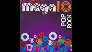 Mega 10 Pop Rock - Coletânea (CD COMPLETO)