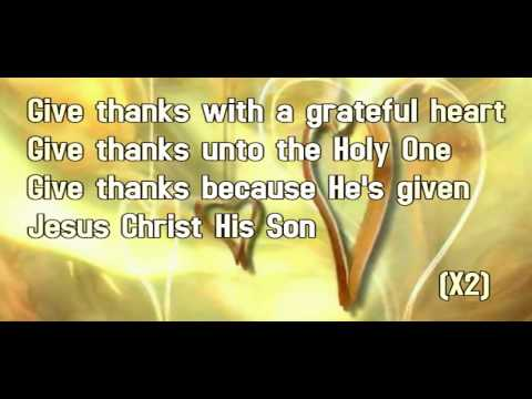 Give Thanks( Instrumental )
