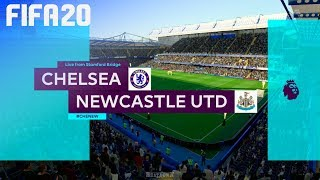 FIFA 20 - Chelsea vs. Newcastle United @ Stamford Bridge