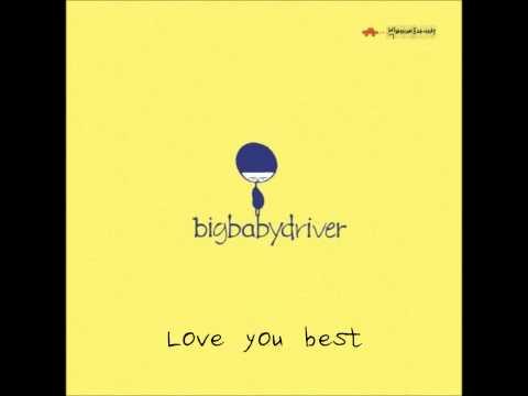 Big Baby Driver(빅베이비드라이버) - Spring I Love You Best (신사의품격 OST)
