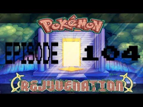 Pokemon Rejuvenation Bug Mono Run Episode 104 - DIVE DIVE DIVE!