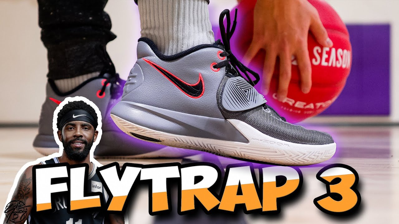 Error Burro Picotear  Nike KYRIE Flytrap 3 Performance Review! - YouTube