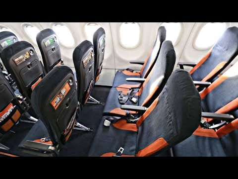 Flyer Beware: EasyJet A320 Economy Class Review | Prague - Gatwick - Munich