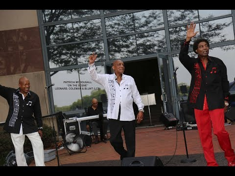 LEONARD, COLEMAN & BLUNT (LCB) Performing live @Fairfax County Gov. Center