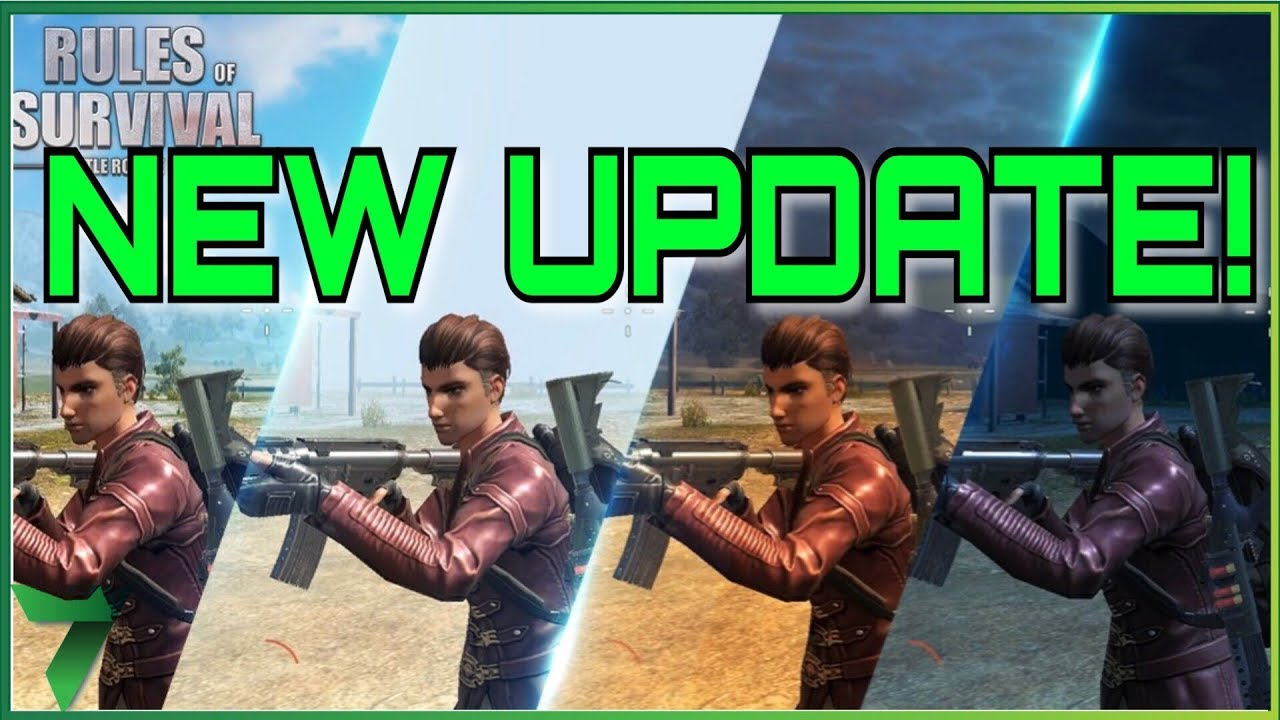 Image result for rules of survival update
