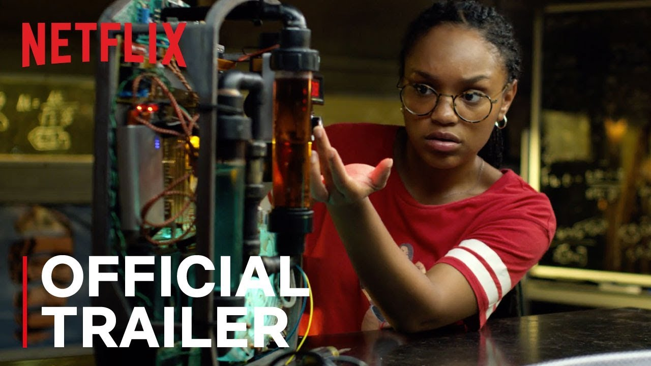 Download See You Yesterday | Official Trailer [HD] | Netflix