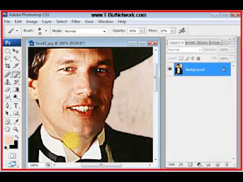 Adobe Photoshop Basics - with Scott Fresener Part 3 of 3