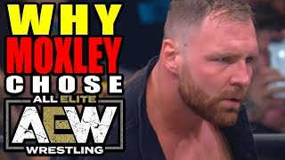 Real Reasons Why Jon Moxley Chose AEW Over WWE (Dean Ambrose Signs With All Elite Wrestling)