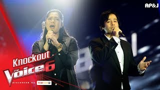 Knock Out : กูเกิ้ล - วันใหม่ Vs เบน - You'll Never Walk Alone - The Voice Thailand 6 - 14 Jan 2018