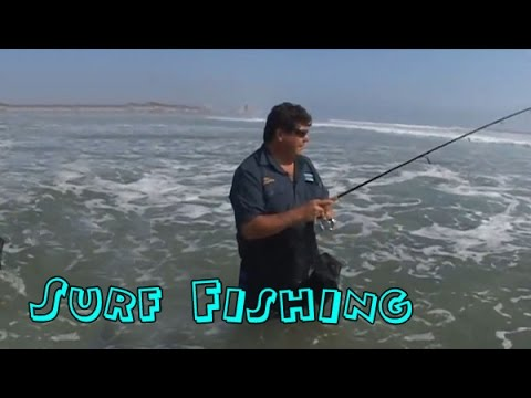 Dan Hernandez On Rigging For Surf Fishing Sport Fishing
