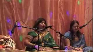 Yaman Raag -Tarana sung by Disha Shitole at Abudhabi
