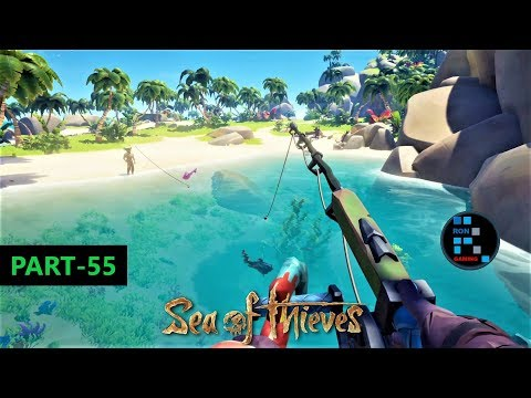 SEA OF THIEVES | FISHING COMPETITION, WHO WILL CATCH THE RAREST FISH & WIN