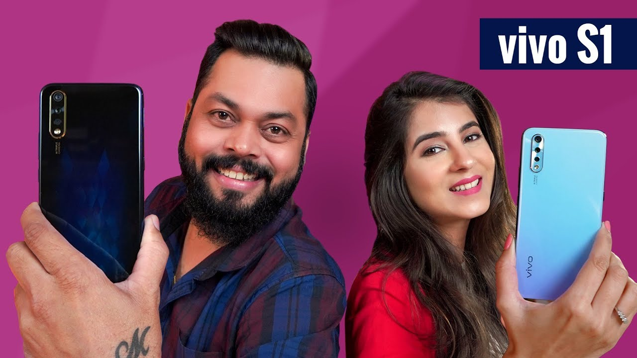 Download vivo S1 Unboxing & First Impressions ⚡⚡⚡ STYLE MEETS TECH!!