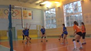 БГИТА волейбол