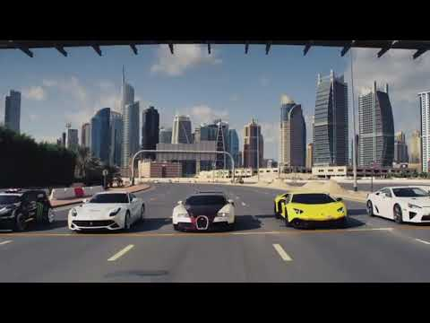 ЛУЧШАЯ МУЗЫКА 2018 - Арабский дрифт (Дубай)
