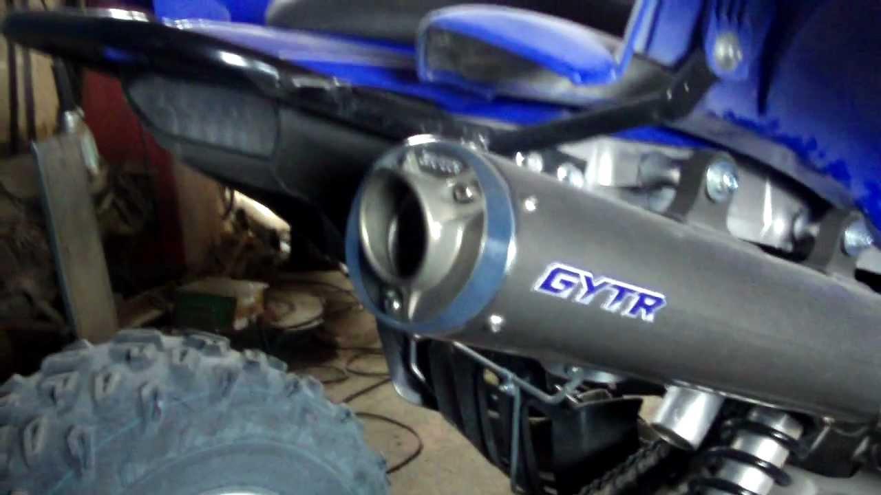 GYTR Exhaust Raptor 700